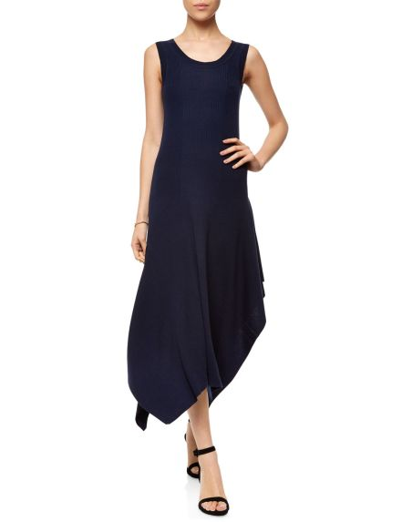 For leg coverage: Midi dress reduced to £172 at Avenue32.com