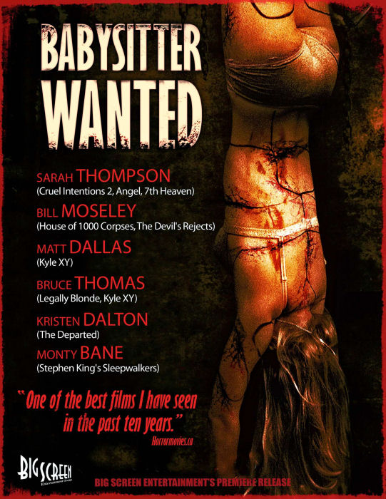 Babysitter Wanted (2008) - AfterCredits