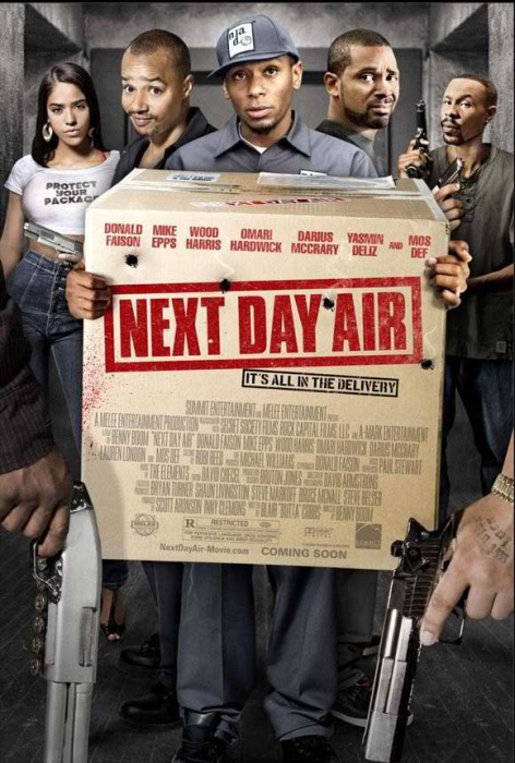Next Day Air (2009)* - Whats After The Credits? | The ...