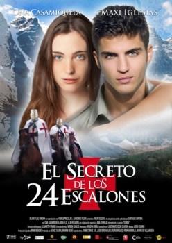 ElSecretoDeLos24EscalonesPoster
