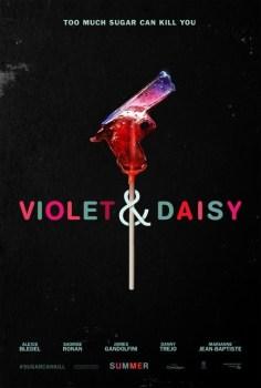 VioletAndDaisyPoster