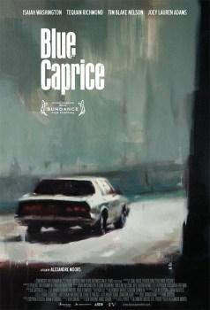 BlueCapricePoster