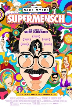 SupermenschTheLegendOfShepGordonPoster