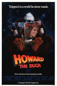 HowardTheDuckPoster