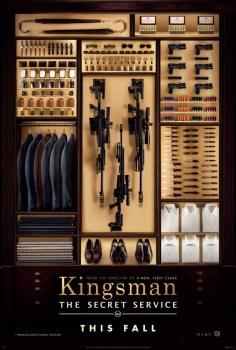 KingsmanTheSecretServicePoster