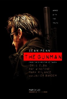 TheGunmanPoster