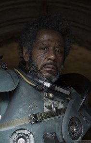 Rogue One: A Star Wars Story Saw Gerrera (Forest Whitaker) Ph: Giles Keyte ©Lucasfilm LFL 2016.