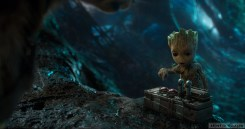 Guardians Of The Galaxy Vol. 2 Groot (Voiced by Vin Diesel) Ph: Film Frame ©Marvel Studios 2017