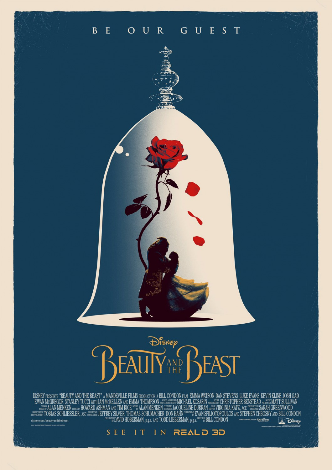 Image result for beauty and beast 2017 poster