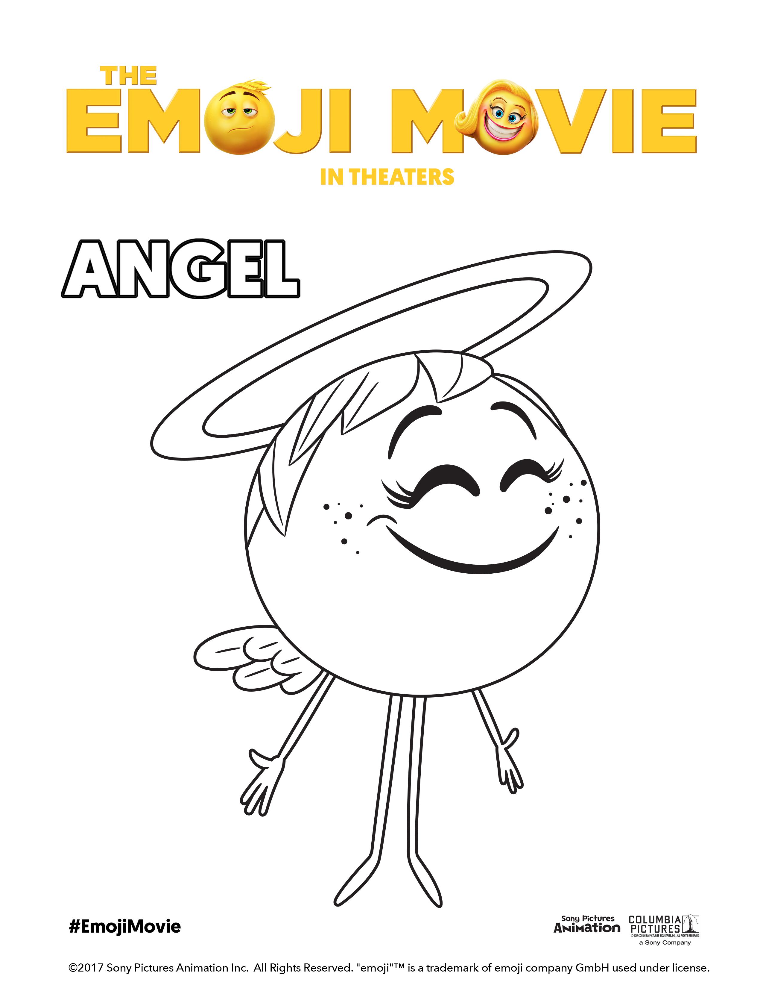 how to draw emojis from the emoji movie