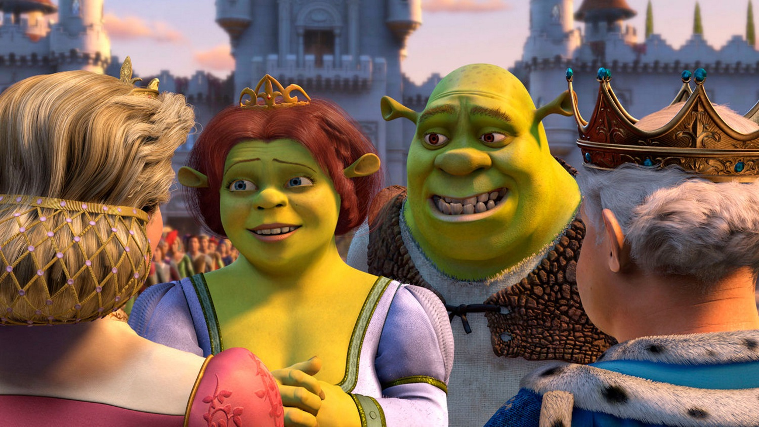 Shrek 2 2004 Whats After The Credits The Definitive After Credits Film Catalog Service