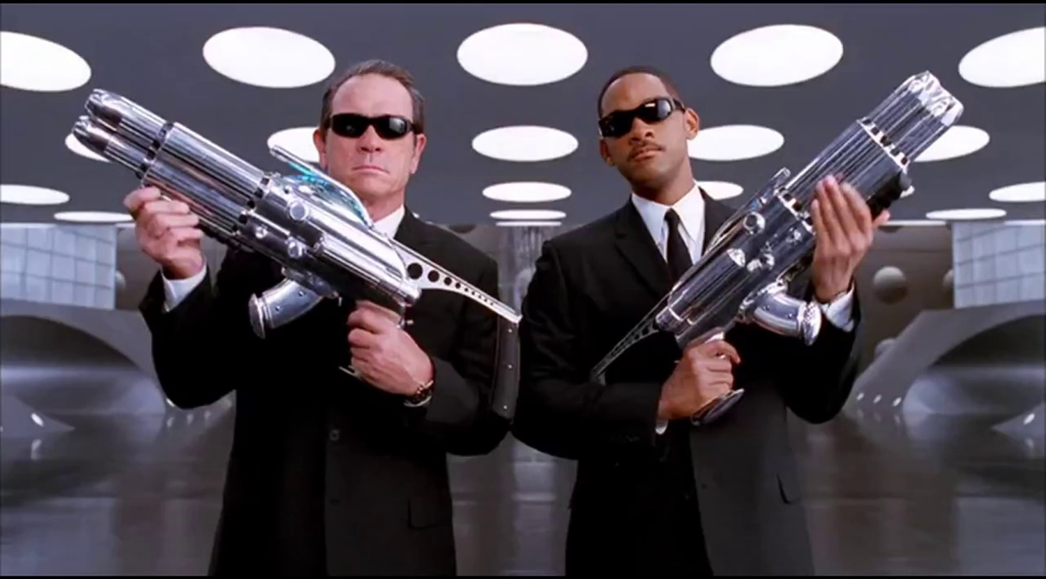Men In Black Ii 2002 Whats After The Credits The Definitive After Credits Film Catalog Service