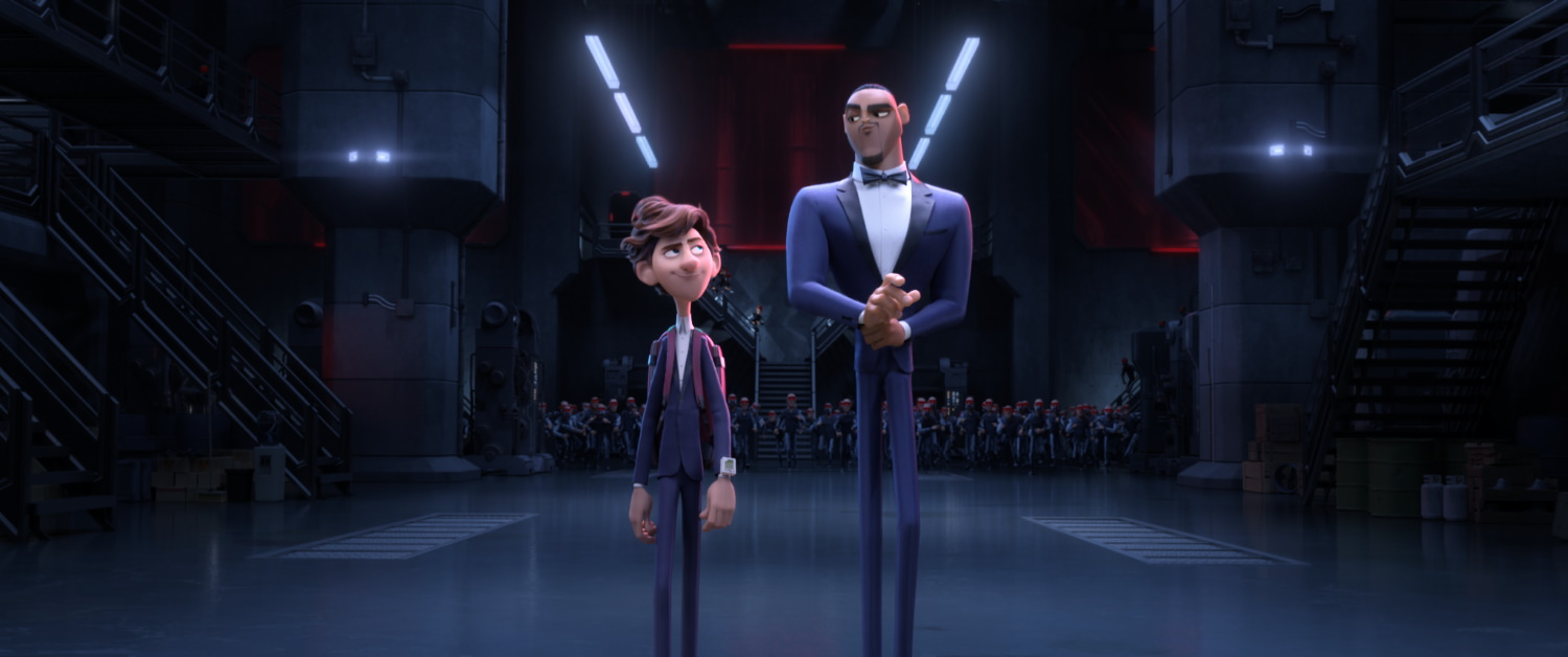 Spies In Disguise 2019 Whats After The Credits The Definitive After Credits Film Catalog Service