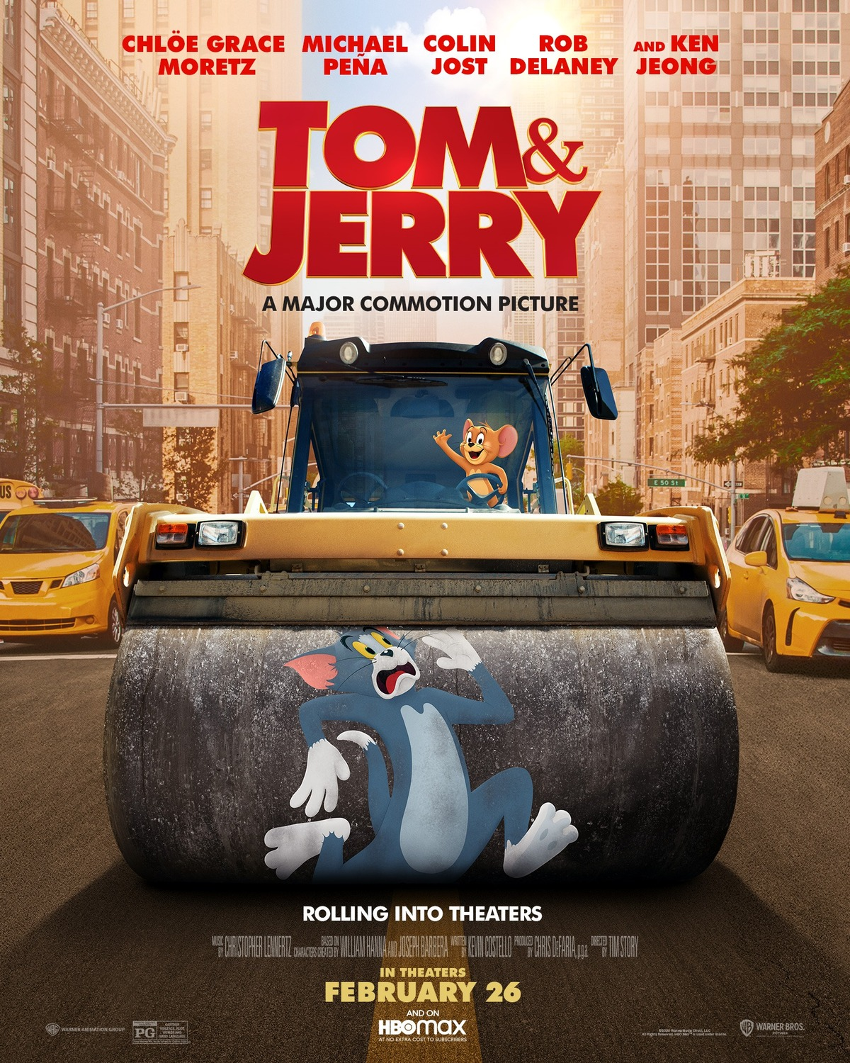 Tom and Jerry (2021)* - Whats After The Credits? | The Definitive After Credits Film Catalog Service