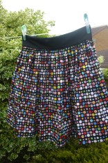 Tilly and the Buttons (Love at First Stitch) Clemence Skirt