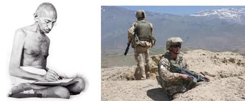 Operatori di pace a confronto / Parte 2