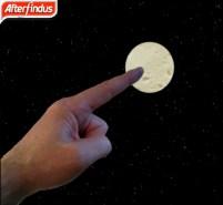 Guarda la luna...
