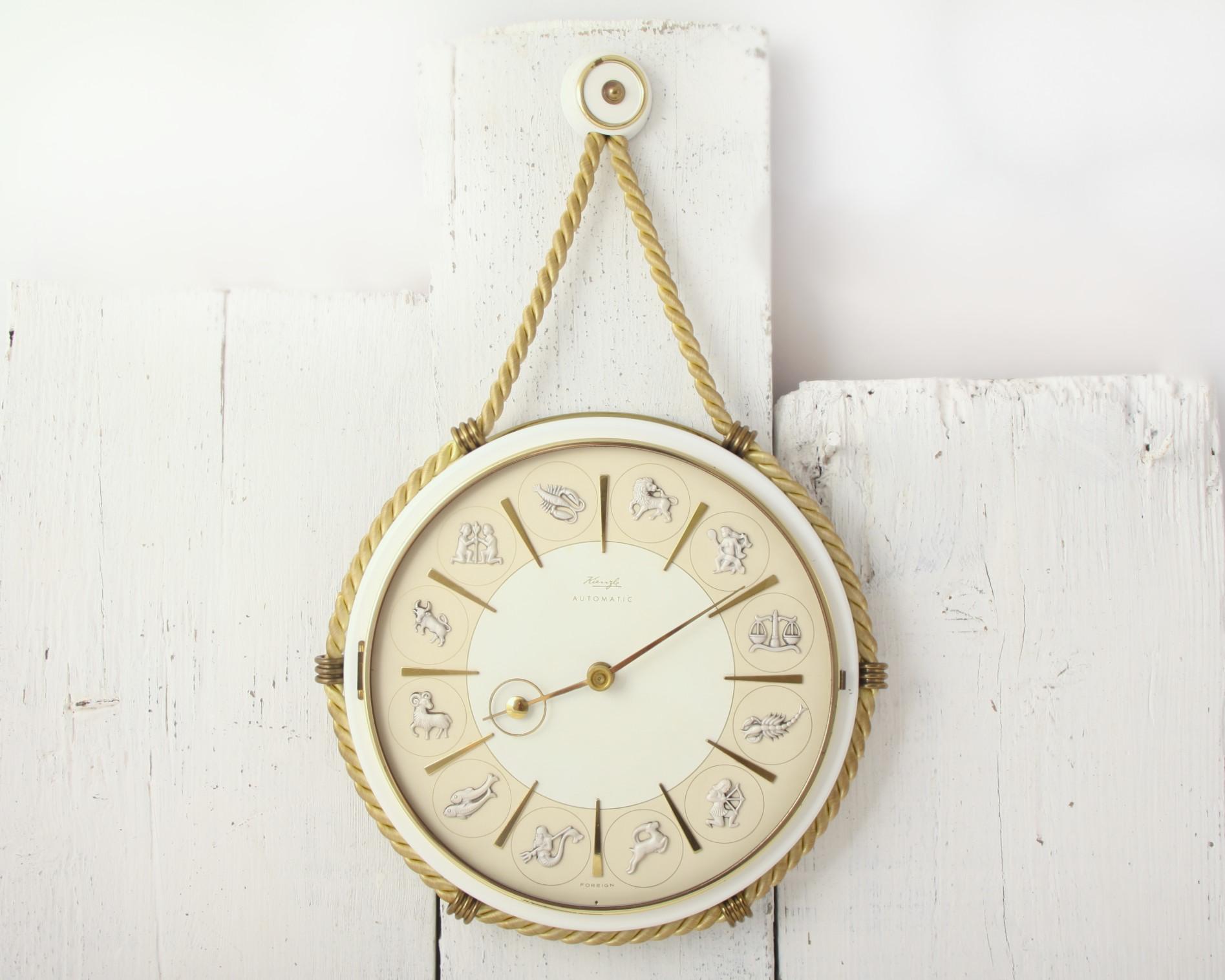 Clocks Afterglow Retro