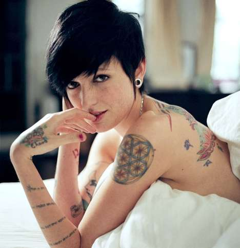 women got more tattoos than men after inked tattoo aftercare cream