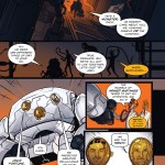 Afterlife Inc. Volume 4: Man Made God Page 42
