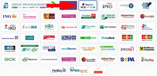 Płatności karta