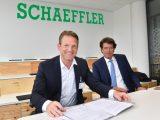 Vertrag Schaeffler SAP