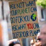 Klimaschützer Protest IAA 2019