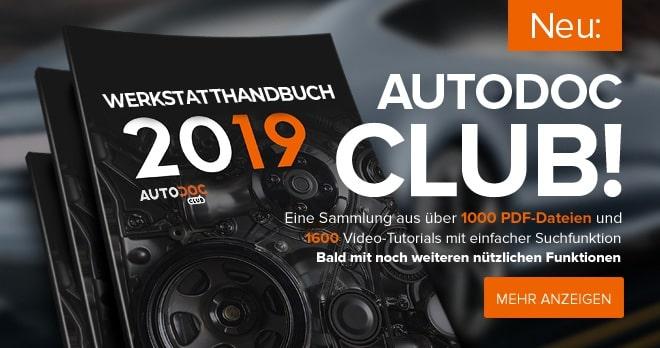 Digitale Werkstatt: Autodoc launcht Plattform Autodoc Club