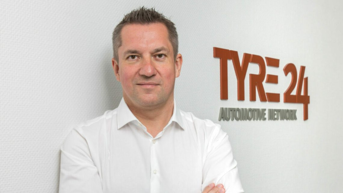 Alzura Tyre24 CEO Michael Saitow