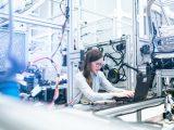 Studie zum Umbruch im deutschen Maschinenbau