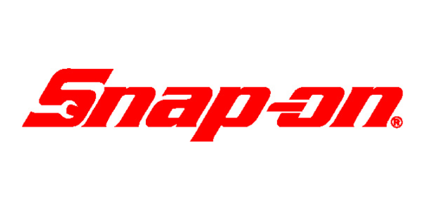 This image shows the Snap-on logo in red.
