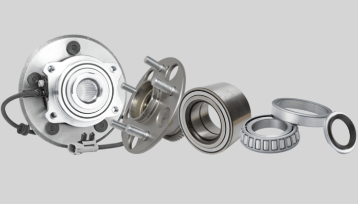 BCA bearings has added new products to its lineup, like these wheel hubs, bearing and seals.