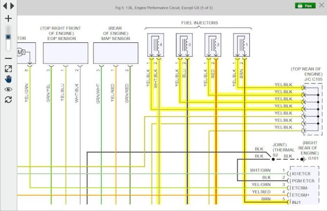mitchell 1 enhances wiring diagrams in latest prodemand