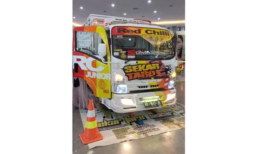 Gambar Modifikasi Truk Dump Truck Wow Truk Isuzu Elf Nmr 71 Ini Jadi Juara 1 Kontes Modifikasi Truk