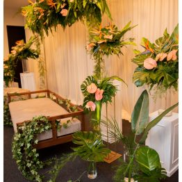 Full Moon Party by AFTERRAINFLORIST