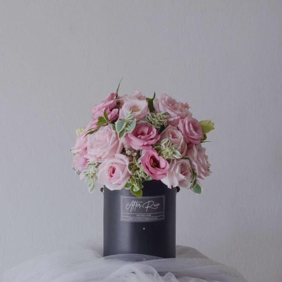 Pink classic Fresh Flower Box