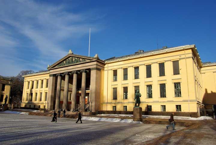 University of Oslo Norway - Berlin mosque's female imam wins Norwegian university rights award