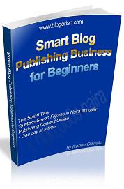 smart blog publishing business 3d small