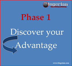 Phase 1 - Discover your Blogging advantage