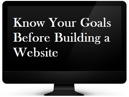 Before you build a website for business