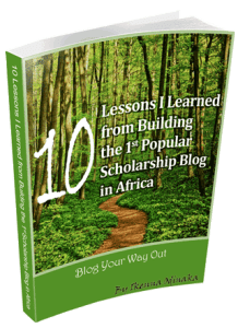 Blog Your Way Out - Blogerian