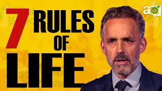 7 Important Lessons from 12 Rules of Life by Jordan Peterson