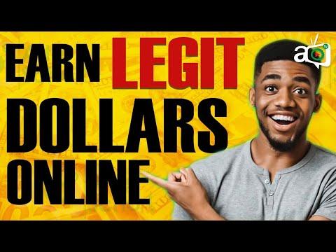 Make Money in Dollars in Africa