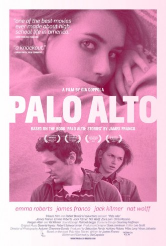 Palo Alto Music In Film