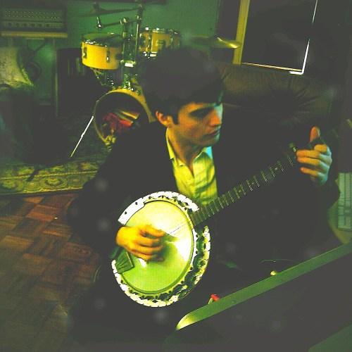 Suny Lyons Banjo