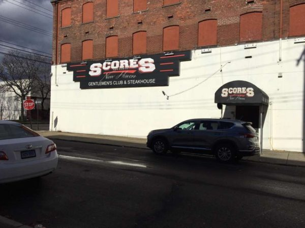 Scores, A New Haven Strip Club, Might Be Relocating To Wallace St. And Be Renamed Planet Venus