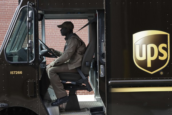UPS Driver Snitches On His Partner Jeffrey Levasseur After He Got