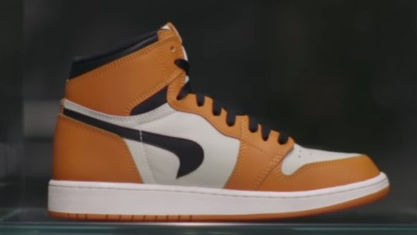 "64d881dcb2d ... owner of Milan-based consignment shop Dropout Milano. Canziani owns a  defective pair of ""Reverse Shattered Backboard"" Air Jordan 1s with an  upside-down ..."