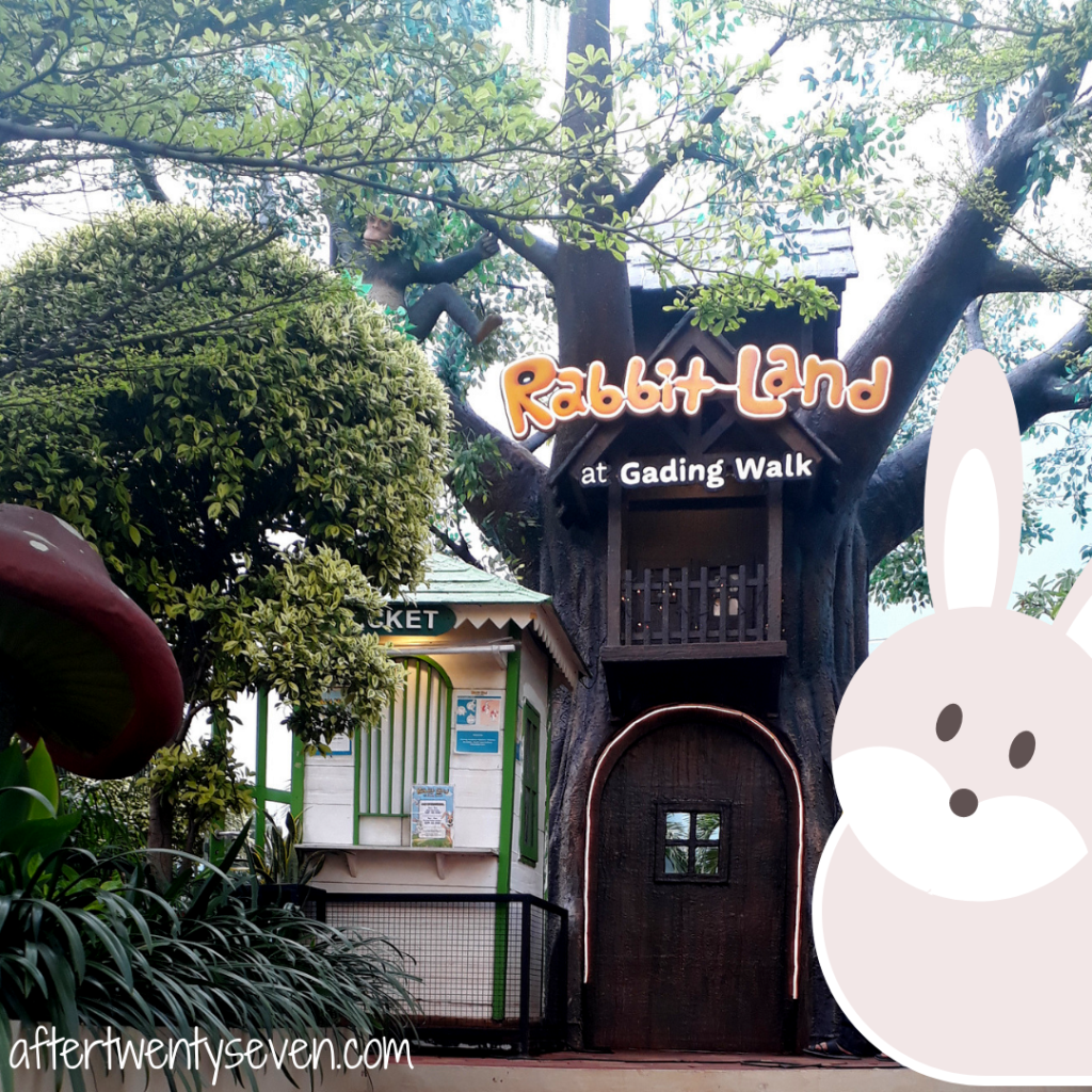 Rabbit Land Gading Walk Mall Kelapa Gading