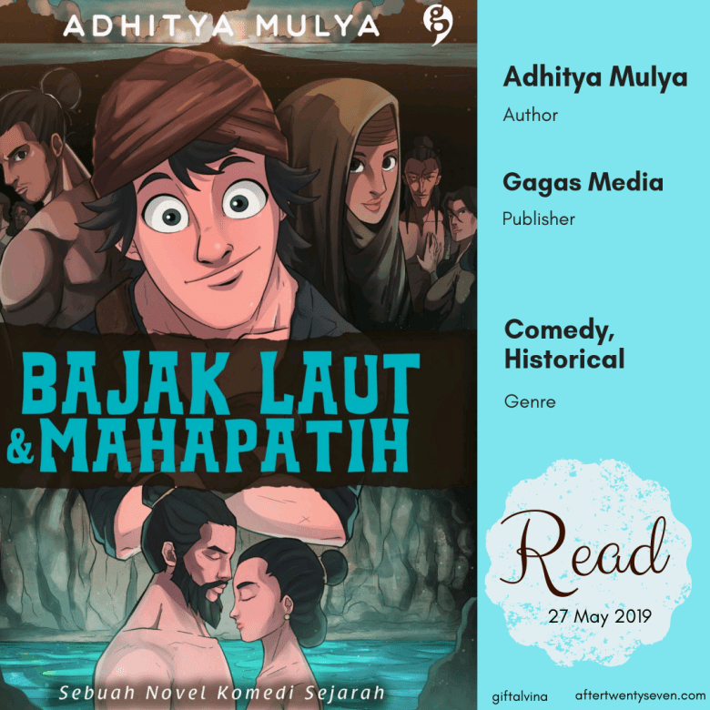 Review Buku Bajak Laut dan Mahapatih